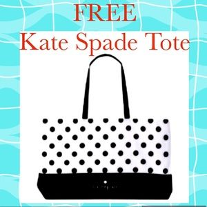 FREE Kate spade Tote with PURCHASE of $250